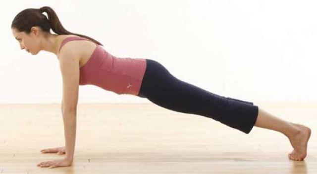 эффективные упражнения для сжигания жира видео