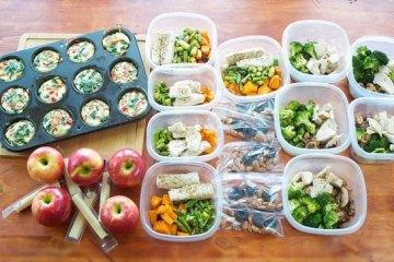 Здоровое питание на семь дней в неделю меню дробной диеты