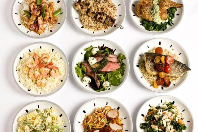 правильное дробное питание меню