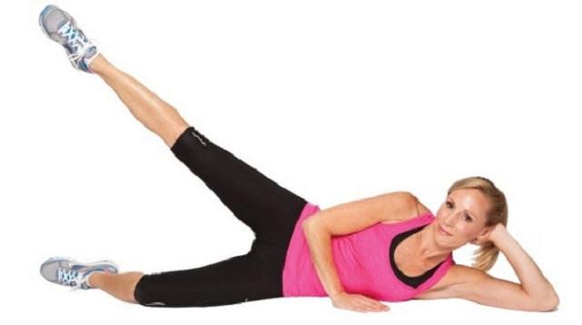 Упражнения на внутреннюю часть бедра картинки 18