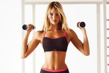 Эффективные упражнения для похудения рук и плеч для женщин: фото   видео