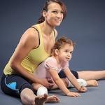 Фитнес-упражнения для мам и малышей
