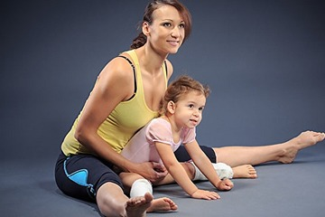 Упражнения для похудения ног ягодиц и живота