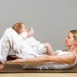 Вопрос здоровья: через сколько после родов можно качать пресс