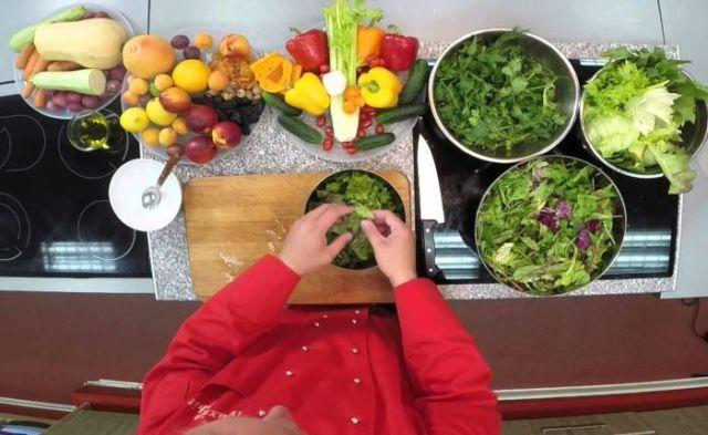 салат метелка рецепт