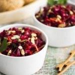 Рецепт салата «Метелка» для похудения