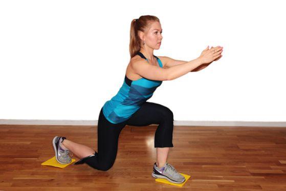Как эффективно похудеть упражнения в домашних условиях