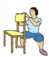 41 - Зарядка для беременных (1, 2, 3 триместр) в домашних условиях