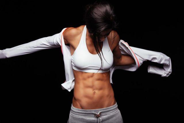 Упражнения кроссфит для похудения живота и боков