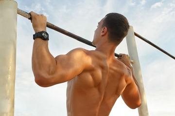 Виды подтягиваний икакие мышцы работают при подтягивании