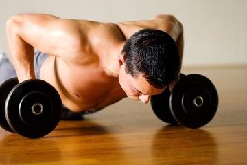 Отжимания от пола с нуля для опытных спортсменов, какие мышцы работают при отжимании от пола девушкам в домашних условиях