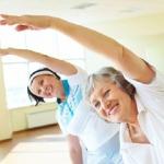 В медленном темпе: утренняя зарядка для пожилых людей
