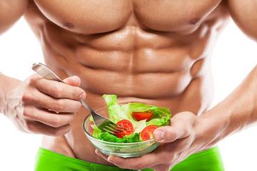 Диета для сушки тела: меню для мужчин
