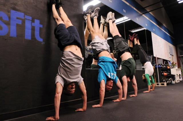 кроссфит программа тренировок для похудения