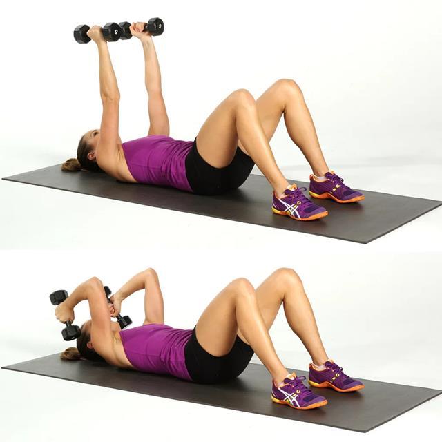 Как подтянуть мышцы всего тела в домашних условиях 481