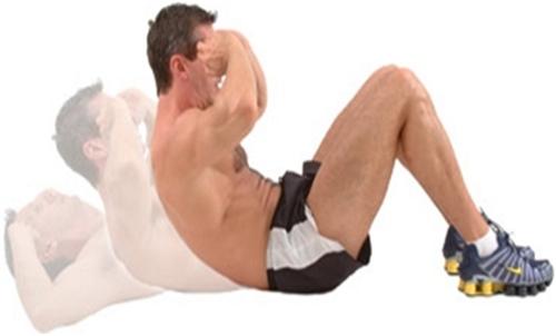 как убрать жир около коленей