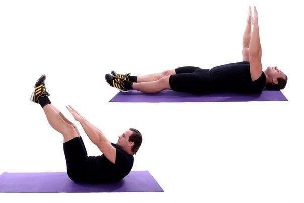Как похудеть в ногах упражнения балерин