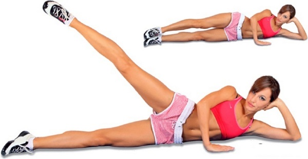 как убрать жир внизу живота упражнения