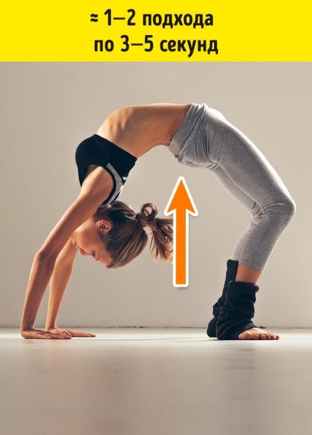 какими упражнениями можно убрать жир живота