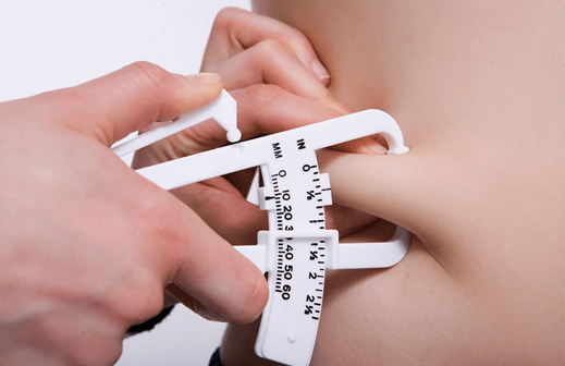 Calculate body fat percentage