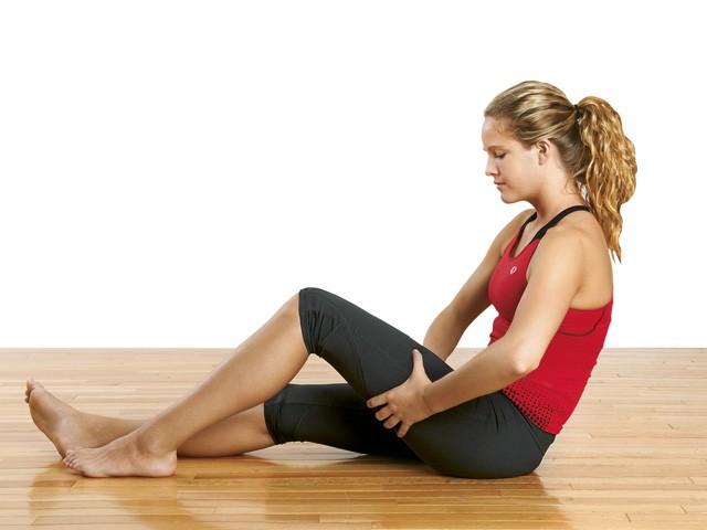 как похудеть в коленях отзывы