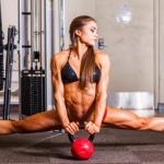 После тренировки: упражнения на растяжку для девушек после силового тренинга