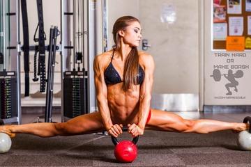 Как правильно делать растяжку после тренировки