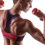 Эффективные упражнения для рук с гантелями для женщин — занимаемся дома