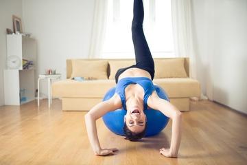 Упражнения для хорошей растяжки в домашних условиях