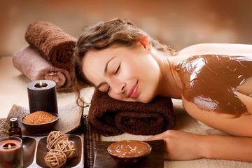 Обертывание горячим шоколадом: фото и видео, как сделать шоколадное обертывание в домашних условиях