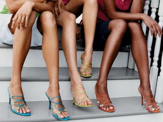 как похудеть в икрах ног в домашних