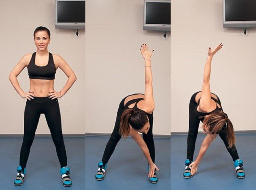 Плавные Упражнения Для Похудения. Эффективный комплекс из 5 упражнений для похудения