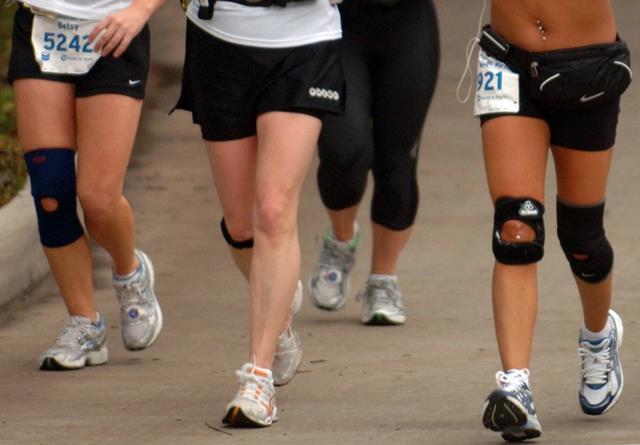 Причины боли в коленях после бега и методы ее устранения