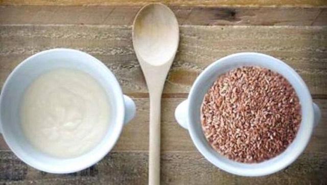 Льняное семя с кефиром для чистки кишечника - рецепт тотальной чистки