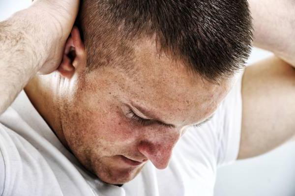 Почему болит голова после спарринга