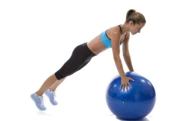 Комплекс упражнений с фитболом для всех групп мышц