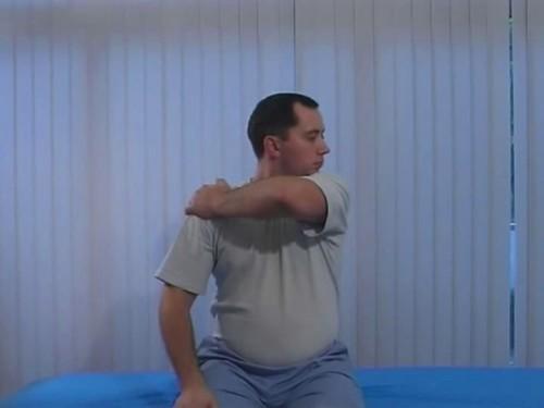 Видео-гимнастика для шеи против остеохондроза от доктора Шишонина