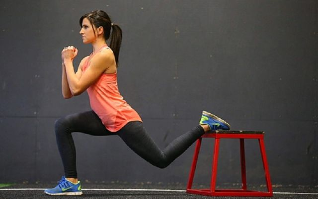 убрать жир с ног не накачав мышцы