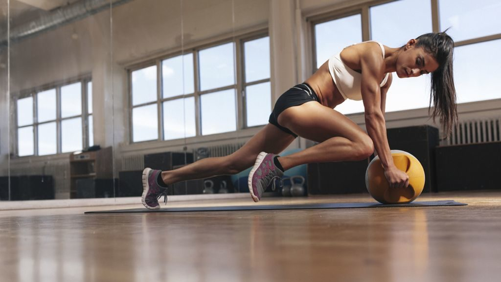 Интенсивная кардио тренировка для похудения