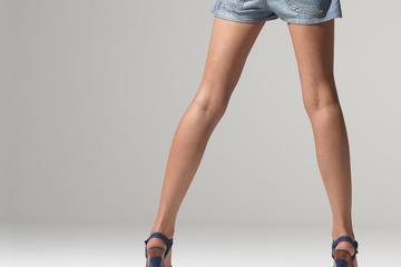 Упражнения для стройных ног, как сделать ноги худыми