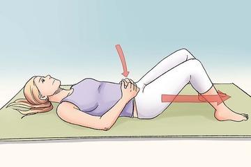 Комплекс упражнений при опущении матки