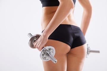 Лучшее упражнение для ягодиц для женщин дома