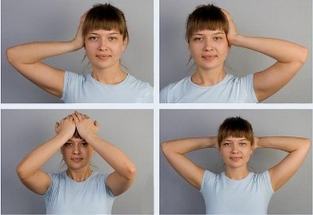 Целебные упражнения при шейном остеохондрозе по Бубновскому