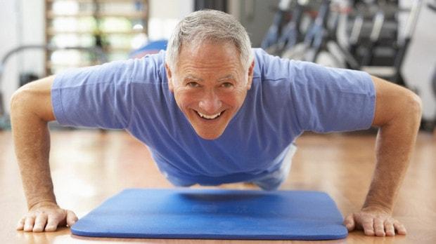 Упражнения при сахарном диабете - лечебная гимнастика