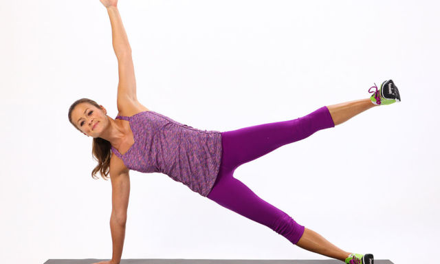 Техника выполнения боковой планки и секреты хорошего эффекта от упражнения
