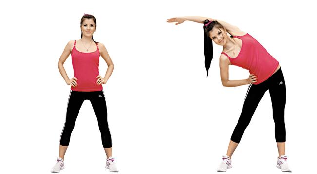 Самые эффективные упражнения для поясницы - убираем боль надолго