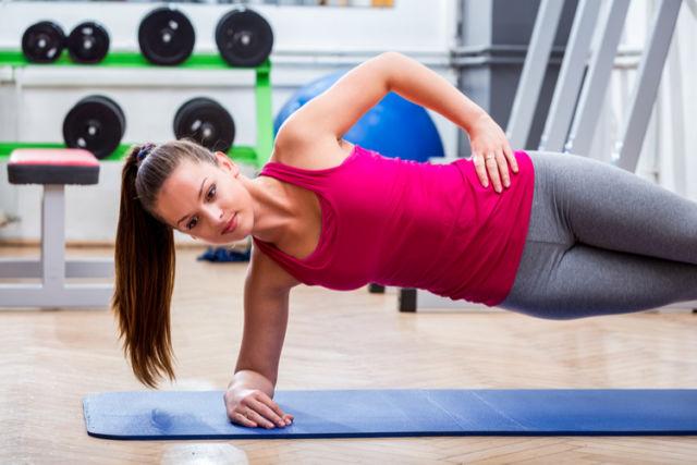 Планка: все о пользе и вреде упражнения