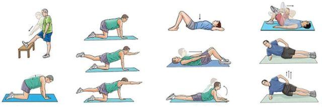 Избавься от боли в спине - лучшие упражнения здесь!