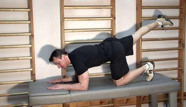 Игорь Борщенко: изометрическая гимнастика для позвоночника - лечим спину дома
