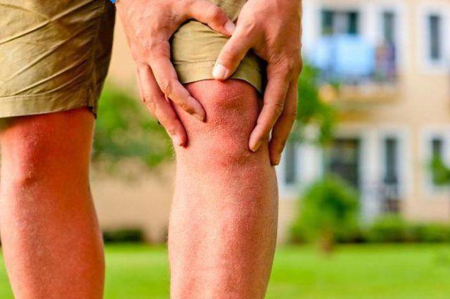 Укрепляем коленные суставы упражнениями + чудесная гимнастика от боли в коленях